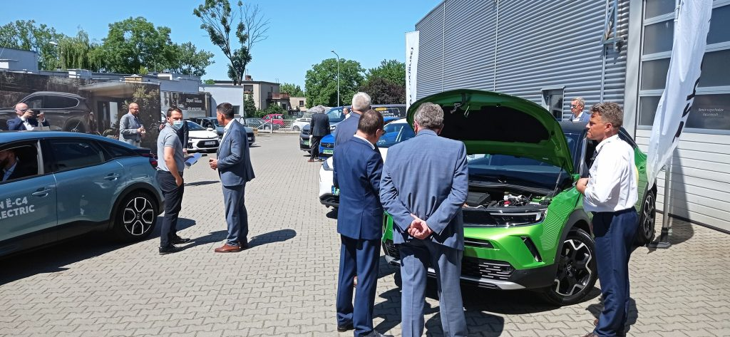 SwarzedzNEWS elektromobilnosc Szpot konferencja 4